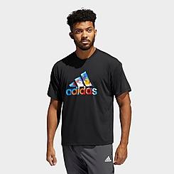 Men's adidas Egle Graphic Unite T-Shirt
