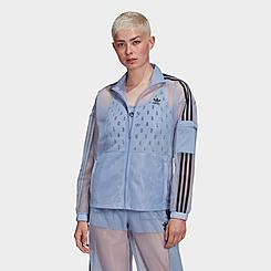 Women's adidas Originals Mesh Track Top