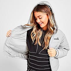 Women's adidas Originals Trefoil Puffer Jacket