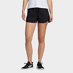 Women's adidas Elevated Woven Pacer Running Shorts