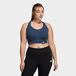 Women's adidas Ultimate High-Support Sports Bra (Plus Size)