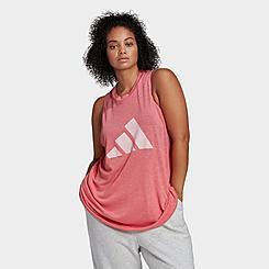 Women's adidas Sportswear Winners 2.0 Tank (Plus Size)