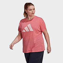 Women's adidas Athletics Sportswear Winners 2.0 T-Shirt (Plus Size)