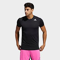 Men's adidas HEAT.RDY 3-Stripes Training T-Shirt