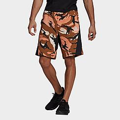Men's adidas Desert Camouflage Allover Print Shorts