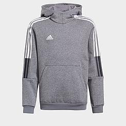 Kids' adidas Tiro 21 Sweat Soccer Pullover Hoodie
