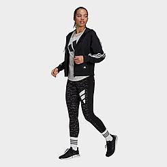 Women's adidas Sportswear Allover Print Leggings