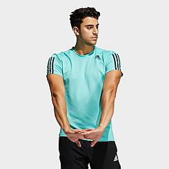 Men's adidas Primeblue AEROREADY 3-Stripes Slim T-Shirt