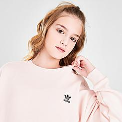 Girls' adidas Originals Gleam Crewneck Sweatshirt