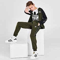 Boys' adidas Originals Taped Colorblock Jogger Pants
