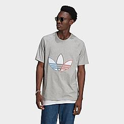 Men's adidas Originals Adicolor Tricolor T-Shirt