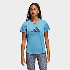 Women's adidas 3 Bar Logo Training T-Shirt