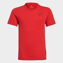 Kids' adidas Manchester United Soccer T-Shirt