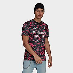 Men's adidas Arsenal Pre-Match Soccer Jersey