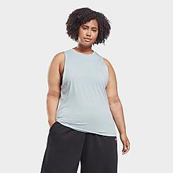 Women's Reebok Workout Ready MYT Muscle Tank (Plus Size)