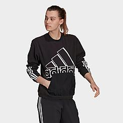 Women's adidas Essentials 3-Stripes Crewneck Sweatshirt