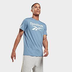 Men's Reebok Graphic Series Stacked T-Shirt