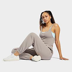 Women's Reebok Classics Cozy Fleece Jogger Pants