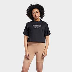 Women's Reebok Classics Big Logo T-Shirt