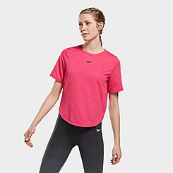 Women's Reebok United By Fitness Perforated Training T-Shirt