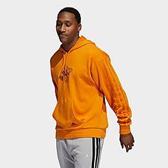 Men's adidas Lil Stripe Ignite SZN Basketball Hoodie