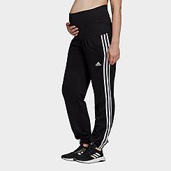 Women's adidas Originals Cotton 3-Stripes Jogger Pants (Maternity)