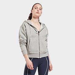 Women's Reebok Identity Fleece Full-Zip Hoodie