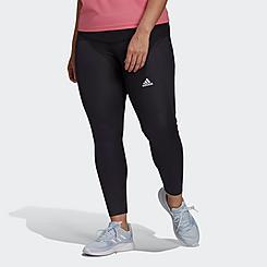 Women's adidas AEROREADY FeelBrilliant Designed 2 Move Cropped Training Tights (Plus Size)