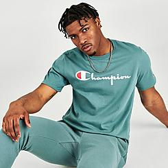Men's Champion Core Script T-Shirt