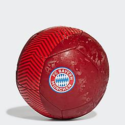 adidas FC Bayern Club Home Soccer Ball