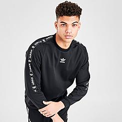 Men's adidas Originals On Edge Crewneck Sweatshirt