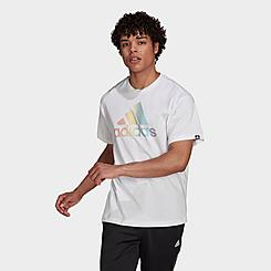 adidas Pride Logo Graphic T-Shirt