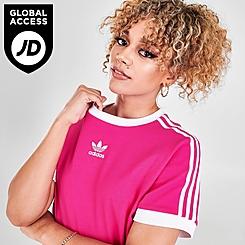 Women's adidas Originals 3-Stripes T-Shirt
