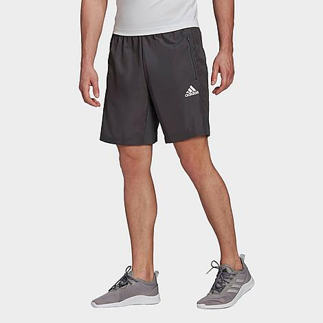 Adidas Originals ADIDAS MEN'S AEROREADY DESIGNED 2 MOVE WOVEN SPORT SHORTS