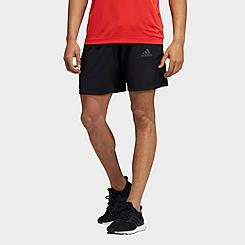 Men's adidas HEAT.RDY Warrior Woven Running Shorts