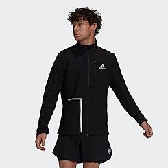 Men's adidas Own The Run Soft Shell Running Jacket