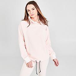 Women's adidas Originals R.Y.V. Mock Neck Sweatshirt