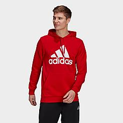 Men's adidas Essentials Big Logo Hoodie