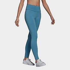 Women's adidas Essentials Tie-Dyed Effect Leggings
