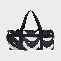 adidas x Marimekko Laine Allover Print Small Training Duffel Bag