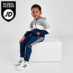 Boys' Toddler adidas Originals BX-20 Full-Zip Hoodie and Jogger Pants Set