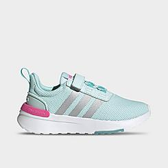 Girls' Little Kids' adidas Racer TR21 Casual Shoes