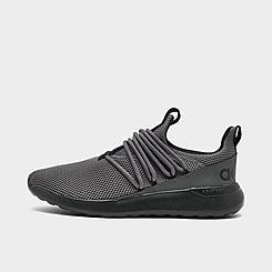 Men's adidas Essentials Lite Racer Adapt 3 Slip-On Casual Shoes (Wide Width)
