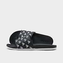 Men's adidas Adilette Cloudfoam Plus Slide Sandals