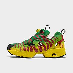 Men's Reebok Jurassic Park Instapump Fury OG Casual Shoes