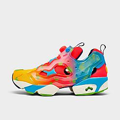Men's Reebok x Jelly Belly Instapump Fury Casual Shoes