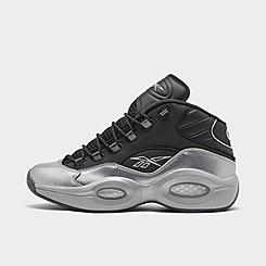 Men's Reebok Question Mid I3 Motorsports Basketball Shoes