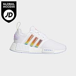 Big Kids' adidas Originals NMD R1 Casual Shoes
