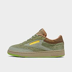 Men's Reebok x National Geographic Club C Casual Shoes