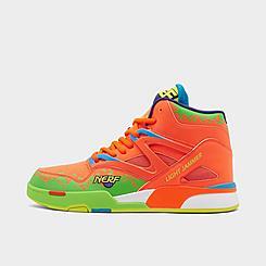 Men's Reebok x NERF Pump Omni Zone 2 Basketball Shoes